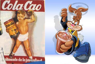 Dicotomía matutina: ¿Cola-Cao o Nesquik?