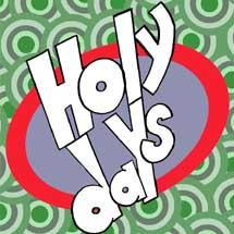 ¡Los Holy days ya tienen logo!