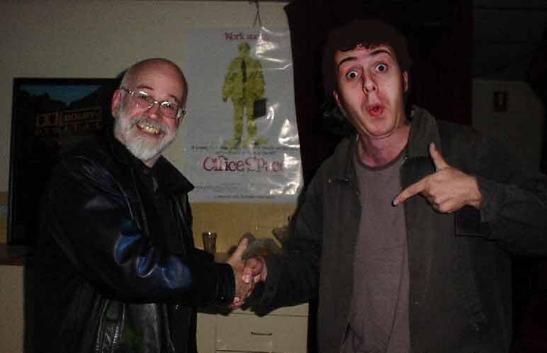 Pratchett y yo