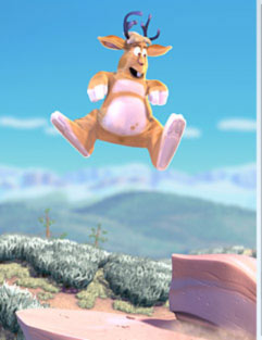 Hey, you! Get off of my cloud!